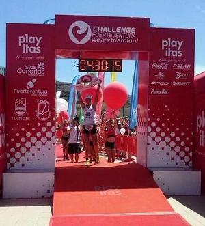 Camilla Pedersen - Challenge Fuerteventura