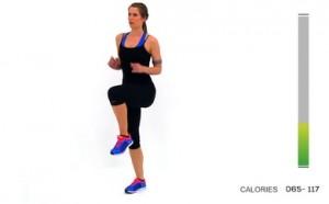 Cardio-træningsprogram - 37 minutter